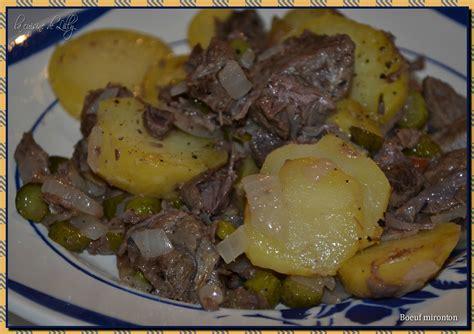 la cuisine de bistrot cuisine de bistrot boeuf mironton la cuisine de lilly