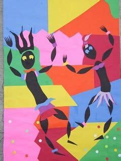 243 best about k 6 collage lessons on cut paper pastels and tissue