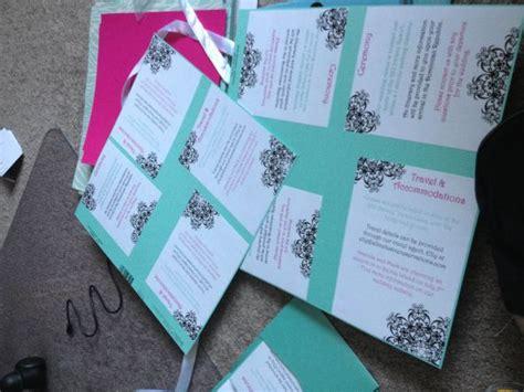 diy invitations with some help weddingbee photo gallery