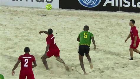 Goal Jamaica, Rohan Reid No. 5
