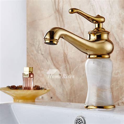 Designer Faucets Bathroom by Designer Bathroom Faucets Polished Brass Gold Vessel