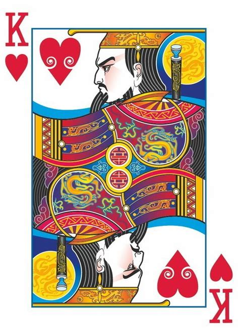 pin  sonet bornman  queen  hearts card  images