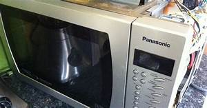 The Repair Blog  Pansaonic Inverter Microwave Cuts Out