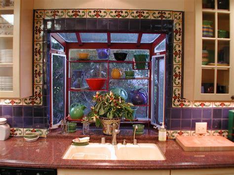 mexican tile kitchen ideas decorating windows with mexican tiles mexican tiles 7486
