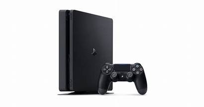 Ps4 Playstation Console Slim Games Features