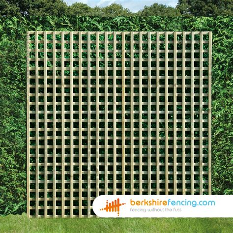 5 Foot Trellis Panels by Rectangle Planed Square Trellis Fence Panels 1 5ft X 6ft