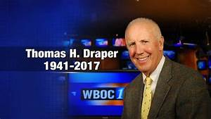 Updated: Services Announced for Longtime WBOC Owner ...