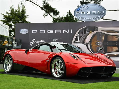 The First Edition Of Pagani's New Supercar Could Cost $2.6 ...