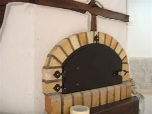 Porte De Four A Pain : construction d un four pain traditionnel construction ~ Dailycaller-alerts.com Idées de Décoration