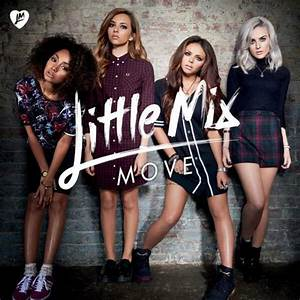 """Ecco la copertina di """"Move"""" il nuovo singolo delle Little ..."""