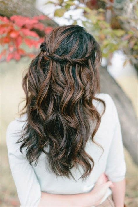Bridesmaid Hairstyles For Hair Half Up by Half Up Half Hairstyles 2012 Hairstyles 2015 For
