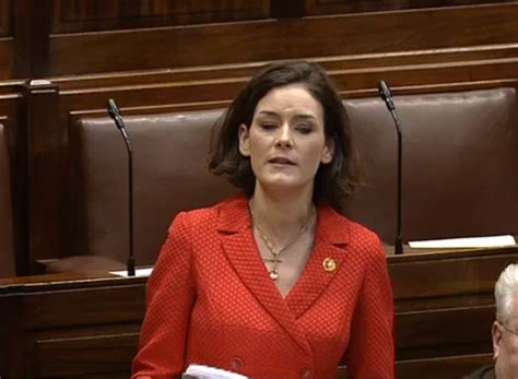 td speaks  tragic cavan fire  dail speech criticising
