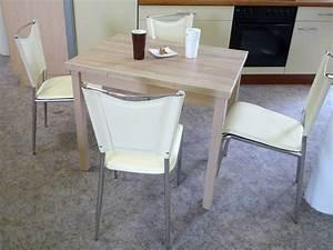 Tisch Mit Stühlen : tisch mit 2 st hlen polstermueller aus burgst dt ~ Indierocktalk.com Haus und Dekorationen