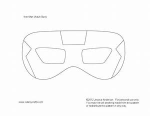 10 best images of iron man mask printable template iron With ironman mask template
