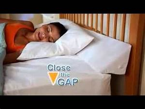 17 best images about as seen on tv pillows and sleep With bed gap wedge