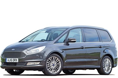 Ford Galaxy Mpv Interior Dashboard Satnav Carbuyer