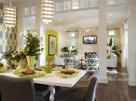 The Amber Great Room By Alvarez Homes  Tampa Home