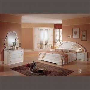 Meuble Chambre Adulte : chambre adulte princesse loriana meubles elmo ~ Dode.kayakingforconservation.com Idées de Décoration