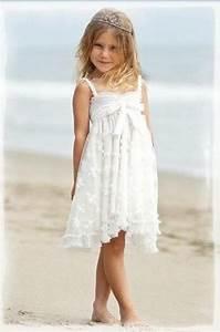 summer wedding flower girl 2067522 weddbook With flower girl dress for beach wedding