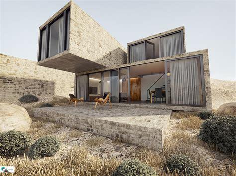 houseplans and more desert house v2 by kornny on deviantart