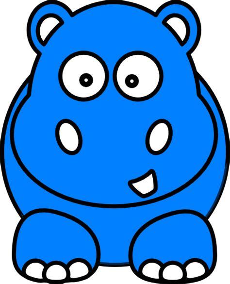 Hippo Clip Hippo F Clip At Clker Vector Clip