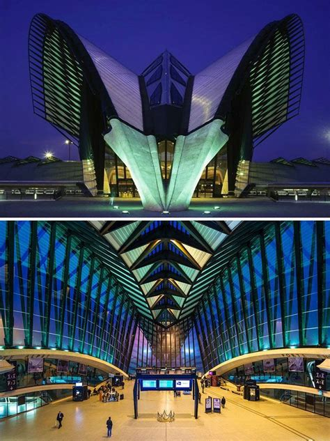 22 Architecture and design of Train Stations in the World