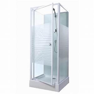 Cabine De Douche 80x80 : cabine de douche pas cher 80x80 cabine douche 80 x 80 ~ Edinachiropracticcenter.com Idées de Décoration
