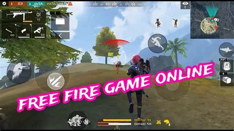 Therefore, pay attention to the messages in the game, as you will come across loads of hurdles and have to complete several quests. free fire game online - YouTube
