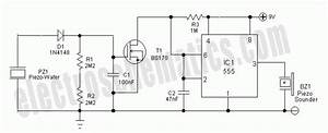 3 Wire Pressure Sensor Circuit Diagram