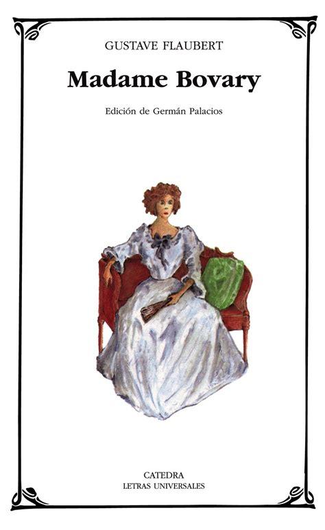 la palabra pronunciada madame bovary