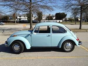 Find Used 1972 Marina Blue Volkswagen Superbeetle Rust