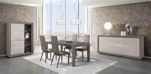 Cacio salle a manger meuble neptune meubles gibaud for Salle À manger contemporaine avec lits jumeaux
