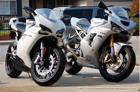 Bugatti Vs Ducati by Automobile Trendz Ducati Vs Kawasaki