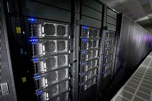 Diagram Of Supercomputer