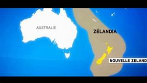 A new continent discovered near Australia - 18/02/2017 ...