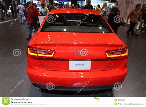 New Audi A6 Editorial Stock Photo Image Of Auto, Audi