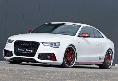 Senner Tuning Audi S5 Is Supercharged And Super Fly