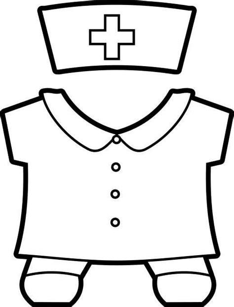 printable community helpers buddies paper dolls community helpers nurse community helpers