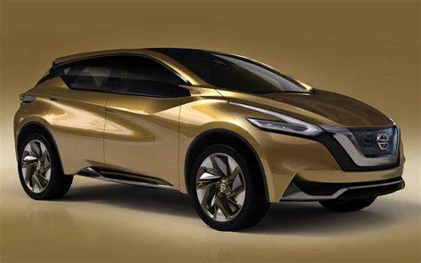 2019 Nissan Murano Platinum Rumors Changes, Redesign
