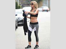 Get The Look Julianne Hough's Workout Wardrobe uInterview