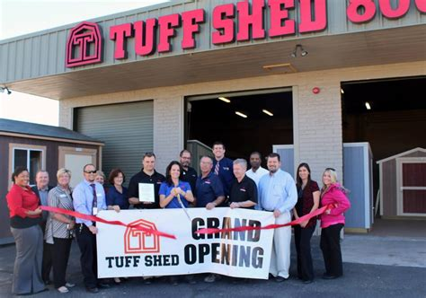 tuff shed inc linkedin grand opening event at tuff shed tucson location