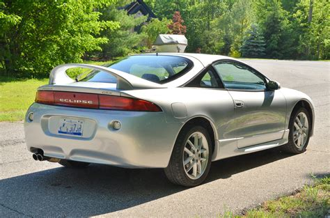 Mitsubishi Eclipse Gsx by 1999 Mitsubishi Eclipse Gsx Awd 5 Speed For Sale On Bat