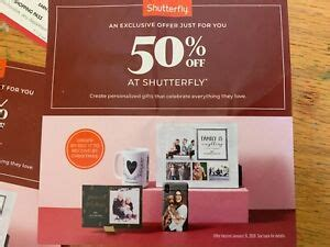 shutterfly   order code coupon exp january