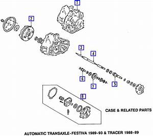 Schematics And Diagrams  1990 Ford Fiestiva Transmission