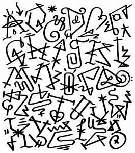 graffiti alphabet - Google Search | Art of hand ในปี 2018 ...