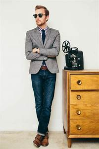 How to wear Jeans with a Blazer | The Idle Man