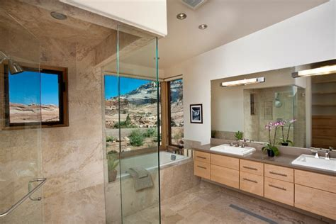 Kitchen Designers Utah by Moab Utah Vacation Home American Southwest Bathroom