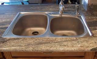Install Overmount Bathroom Sink by Kitchen And Bathroom Remodeling Installation Of Granite