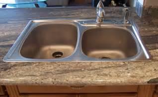 undermount vs topmount sinks stoneworks granite