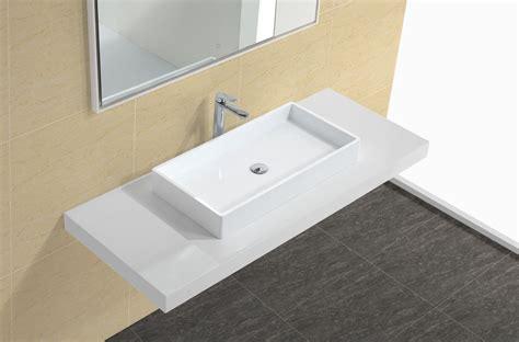 cuisine en loir et cher fr vasque à poser rectangulaire comby 60x40 lavabos design